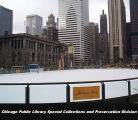 McCormick Tribune Plaza and Ice Rink, January 4, 2002