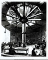 Book room in the Old Water Tank, ca. 1873
